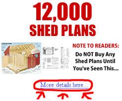shed blueprints shed blueprints