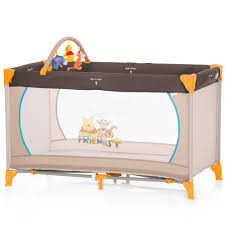 Winnie The Pooh Nursery Decor Uk by Hauck Winnie The Pooh Dream And Play Travel Cot In Cream Toys R Us