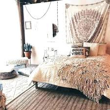 Bohemian Bedroom Decor Room Delightful Beautiful Apartment Best Ideas On
