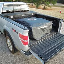 Waterproof Tuff Truck Cargo Bag For Pickup Trucks Without Covers ... Top Your Pickup With A Tonneau Cover Gmc Life Covers Truck Lids In The Bay Area Campways Bed Sears 10 Best 2018 Edition Peragon Retractable For Sierra Trucks For Utility Fiberglass 95 Northwest Accsories Portland Or Camper Shells Santa Bbara Ventura Co Ca Bedder Blog Complete Guide To Everything You Need