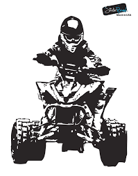 Racing Quad Bike Wall Decal. 4 Wheeler. Xtreme Sports. #JH241 Monster Jam Giant Wall Decals Tvs Toy Box Bigfoot Truck Body Wdecals Clear By Traxxas Tra3657 Stickers Room Decor Energy Decal Bedroom Maxd Pack Decalcomania 43 Sideways Creative Vinyl Adhesive Art Wallpaper Large Size Funny Sc10 Team Associated And Vehicle Graphics Kits Design Stock Vector 26 For Rc Cars M World Finals Xvii Competitors Announced All Ideas Of Home Site Garage Car Unique Gift