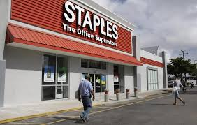 Judge blocks Staples merger with rival fice Depot The Boston Globe