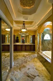 Yellow Mediterranean Bathroom Photos Hgtv Luxurious Tuscan Boasts Earthy Color Palette Architect Office Design Ideas