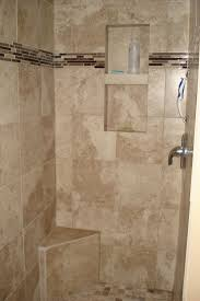 one tubshower units ideas fibergl shower stalls with seat