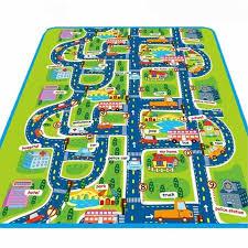 tapis de jeux voitures tapis jeux voiture achat vente jeux et jouets pas chers