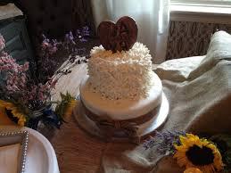 Shower Cake Vintage Wedding Ideas Rustic