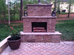 12 Outdoor Fireplace Plans-Add Warmth And Ambience To Outdoor Room ... Backyard Patio Ideas As Cushions With Unique Flagstone Download Paver Garden Design Articles With Fire Pit Pavers Diy Tag Capvating Fire Pit Pavers Backyards Gorgeous Designs 002 59 Pictures And Grass Walkway Installation Of A Youtube Carri Us Home Diy How To Install A Custom Room For Tuesday Blog