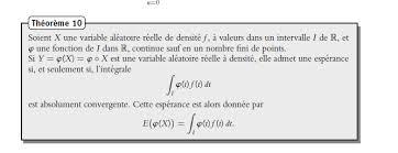 transfert de si e les hypothèses du théorème de transfert