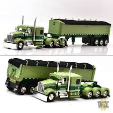 100 Diecast Promotions Trucks DIECAST PROMOTIONS 164KENWORTH W900 MAC DAZE Collectibles
