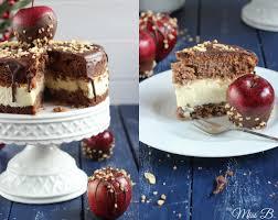 zum adventskaffee bratapfel nuss torte mit exquisa miss