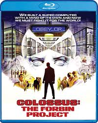 100 Ra Warehouse Project Amazoncom Colossus The Forbin Bluray Eric Braeden