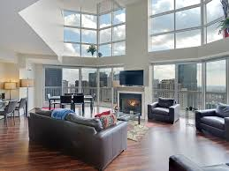 100 Penthouse Duplex 5556th FL MagMile VIEWS Fireplace Balcony Pool Near North Side