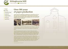100 Paper Mill House Topic Sittingbourne UK S Online History Project