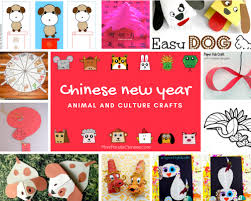 Chinese Lunar New Year Animal And Culture Crafts