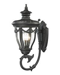 anise large 3 light outdoor wall sconce