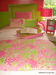 Lily Pulitzer Bedding by Mizner Patch Lilly Pulitzer Custom Dorm Room Bedding Decor 2 Ur Door