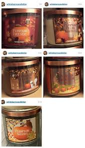 Pumpkin Waffle Candle by Life Inside The Page Bath U0026 Body Works Fall Test Candles