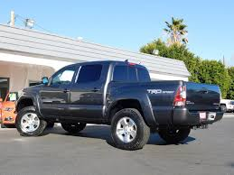 100 Trd Truck 2014 Used Toyota Tacoma TRD Sport CA 1Owner NO ACCIDENTS At Jims