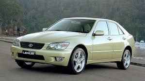 Used Lexus IS200 review 2001 2004