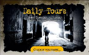 Halloween Attractions In Parkersburg Wv by West Virginia Penitentiary Tours Where History Meets Mystery
