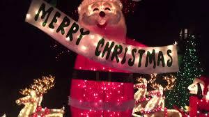 Altadena Christmas Tree Lane by Christmas Tree Lane Alameda 2015 Youtube