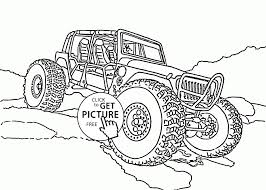 How To Draw A Monster Truck Valid Monster Truck Drawing At ...