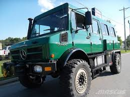 Mercedes-Benz -unimog-u1550-crew-cab-4x4 For Sale Little Rock ...