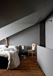 wohnen unter dem dach luxusschlafzimmer wohnen