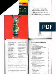 hrvatsko njemački razgovorni priručnik pdf