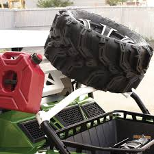 100 Semi Truck Spare Tire Carrier Details About For Arctic Cat Wildcat 4X 1000 2014 Quadrax Utility Holder