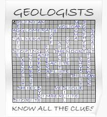 Geologists Know All The Clues