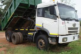 Tipper Truck Business Closing Down. Various Tools And Equipment For ...