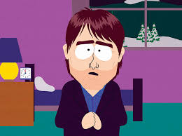 South Parks 2005 Trapped In The Closet Episode Depicting Tom Cruise