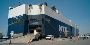 100 Truck Paper Car Carrier Around The World With 5500 S The New York Times