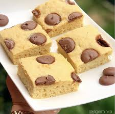 chocolate chip kuchen licious
