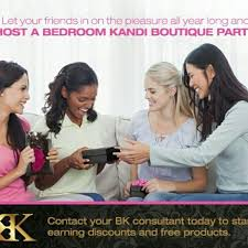 You Can Host Your Bedroom Kandi Party Online For More Info Call 816 287