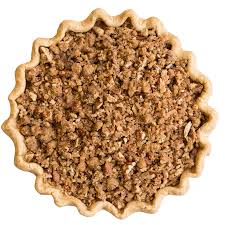 Pumpkin Pie With Pecan Praline Topping by Thanksgiving Pies Will Be On Sale October November 2017 While