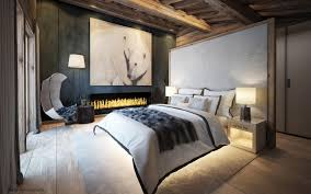 chalet chambre master bedroom luxury bedroom chambre à coucher de luxe chambre