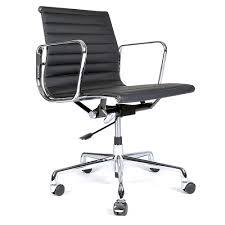 fauteuil de bureau charles eames fauteuil de bureau eames mid back cuir mellcarth meubles et