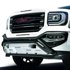 1107CNEUGM28A04 Air Design Bumper Guard Satin 07cneufo25a11 Air Design Bumper Guard Satin Truck Grille Guards Evansville Jasper In Meyer Equipment Buy Ford F150 Honeybadger Winch Front Body How Much Protection Do Grill Guards Give Motor Vehicle Dna Motoring For 2014 2018 Chevy Silverado Polished 1720 Nissan Rogue Sport Rear Double Layer Idfr Swing Step Trucks Youtube China American Trucks Deer 0307 2500 Hd 3500 Protector Brush Gm24a31 Super Rim Body Armor Bull Or No Consumer Feature Trend