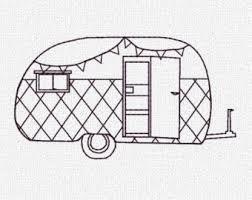 Camper Clipart Retro 19