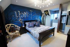 Harry Potter Childrens Mural Room