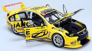 100 Alliance Truck Parts Holden VF Commodore Racing 2016 Dunlop Series