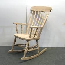 Antique Pine Rocking Chair New Beech Rocking Chairs Bare Wood ... Vintage Thonetstyle Bentwood Cane Rocking Chair Chairish Thonet A Childs With Back And Old Trade Me Past Projects Rjh Collection Outdoor Chairs Cracker Barrel Country Hickory For Sale Victorian Walnut Ladys At 1stdibs Antique Wooden With Wicker Seats Thing Early 1900s Maple Lincoln Rocker Pair French Provincial Accent Peacock Lounge Good In White