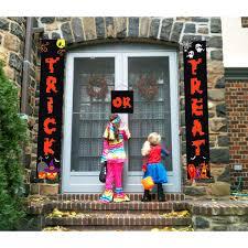Amazoncom Halloween Decorations Door Banners For Trick Or
