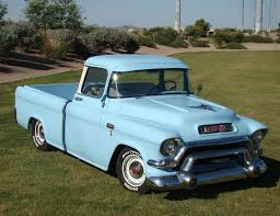 Rare Smoothside: 1957 GMC Suburban Carrier Restomod | Bring A Trailer 1957 Gmc 150 Pickup Truck Pictures Halfton Panel 01 By Darquewander On Deviantart Rm Sothebys Series 101 12ton The 4x4 Volo Auto Museum Mag Wheels Day Bring The Wife In Project 100 Jimmy Hot Rod Network 1956 Pick Up Rat Chopper Bobber Hauler 1958 2014 Redneck Rumble Youtube Heartland Twitter So As You Can See Tys Classic Stepside Show Truck Resto Mod Ncours De Elegance Happy 100th To Gmcs Ctennial Trend