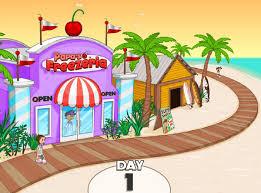 jeu de cuisine papa louis jouer à papa s freezeria jeux gratuits en ligne avec jeux org