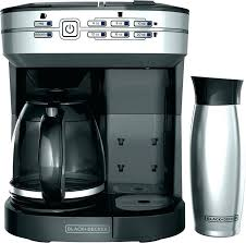 Double Coffee Maker Specialty Electrics Black Select Cup On Way Krups