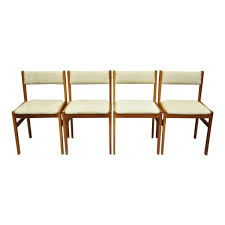 Mid Century Modern Danish Style Teak Wood Dining Chairs- Set Of 4 Mid Century Danish Modern Teak Upholstered Ding Chairs Set Of 6 By Niels Otto Moller For Jl Mller 1950s How To Re Upholster The Backs Midcentury 1960s 8 Kfoed 4 Vintage Midcentury Style Curved Back Walnut Oak Style Ding Chairs 1970s 88233 Fuchsia Chair Dania Fniture Weber Black Shell Seat Details About 2 Wegner Elbow Midcent Finish Solid Wood Frme Picked Amazoncom Glj Fashion Nordic Designer G Plan Solid Teak New Upholstery Mid Century Modern K Larsen Influenced