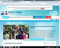 le volontariat de service civique bureau information jeunesse de